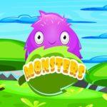 Monster Color Match